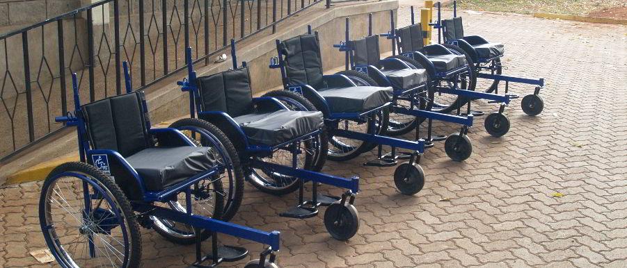 Fauteuils roulants handicap